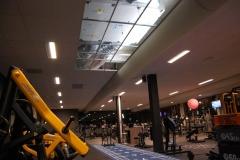 WTW installatie in Fitnessruimte CO2 aangestuurd